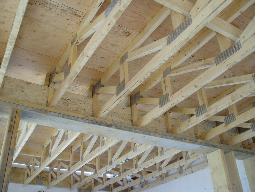 Engineered Floor Joist