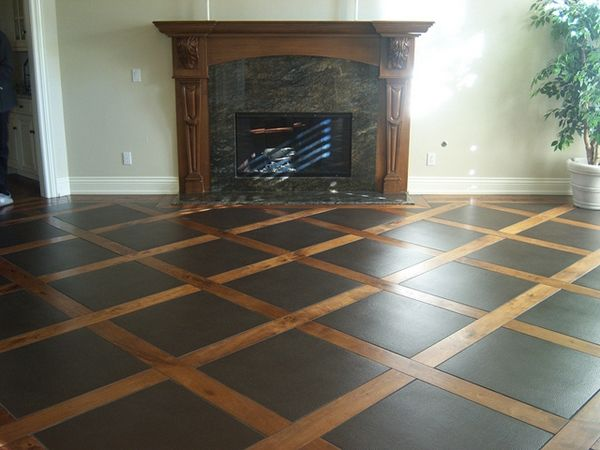 Flooring Combination Ideas