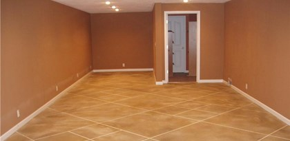 & Flooring ideas for basement in classic covering