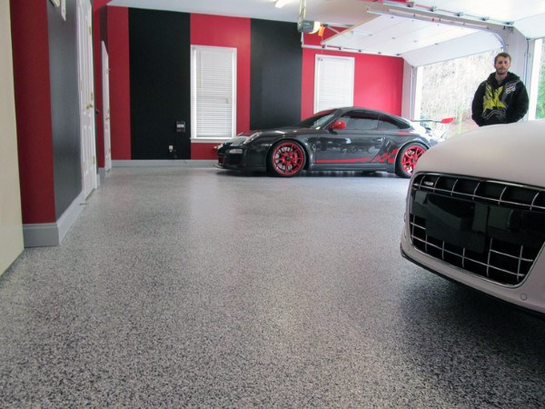 Garage Floor Ideas