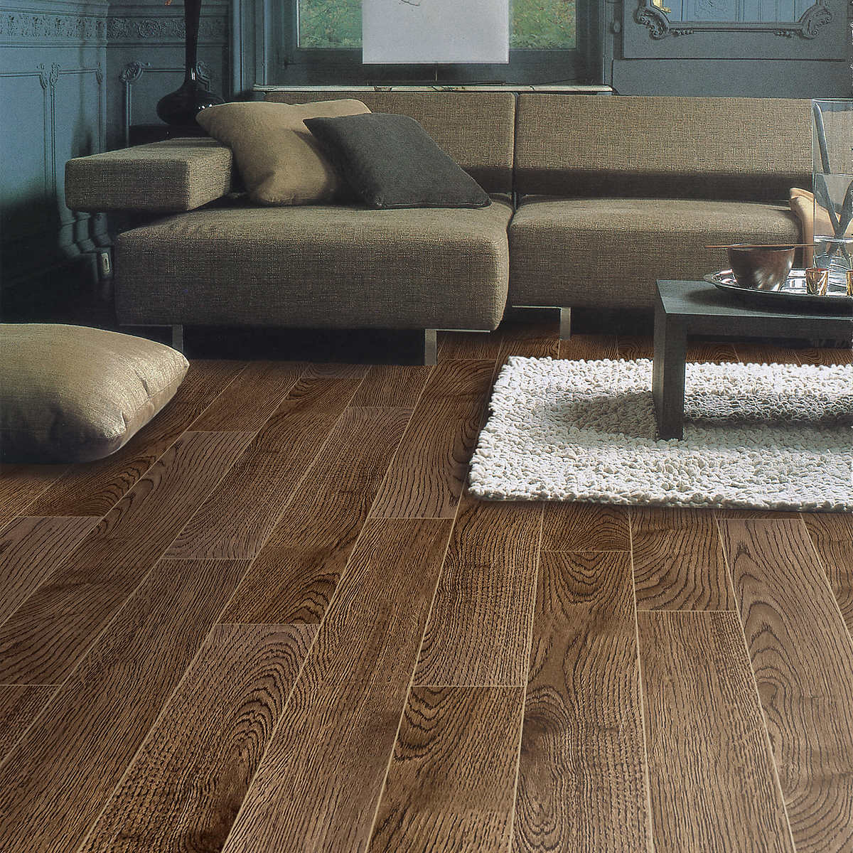 Laminate flooring advice from experts - Laminate wood flooring reviews ...