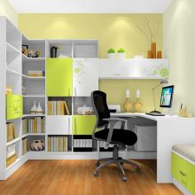 Study Room Decor Design