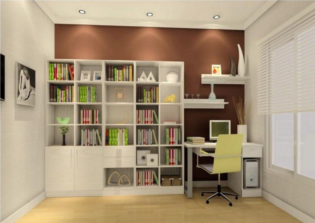 Study Room interiors Design Ideas